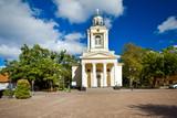 Evangelical Lutheran Nikolay's Church, Ventspils poster
