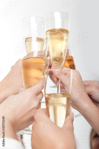 Group toast