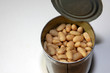 White Kidney Beans in Can