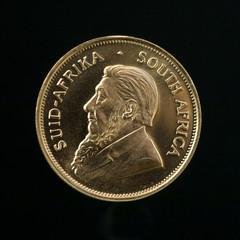 Kruegerrand-Goldmuenze