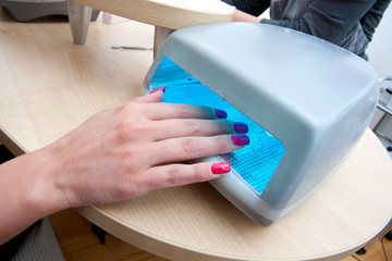 nail polish dryer
