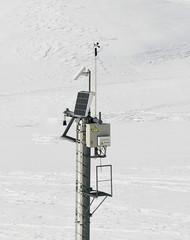 station météo de haute altitude