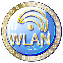 button - wlan