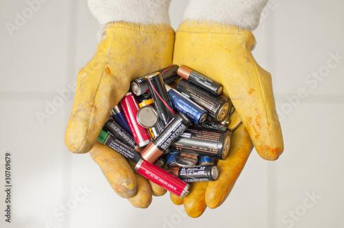 leere batterien - 30769679