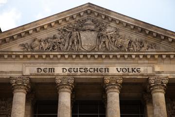 Bundestag - Reichstag - Berlin