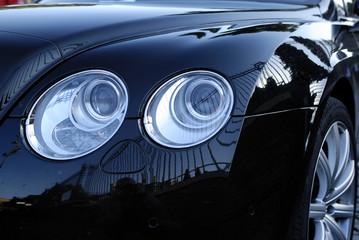 Auto Sportiva Nera