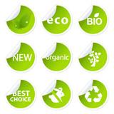 Eco Sticker Set