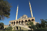 Haci Veys Zade Mosque in Konya poster