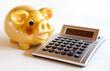 Le cochon et l'épargne