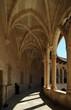 Arcades de l'étage du château de Bellver à Palma de Majorque