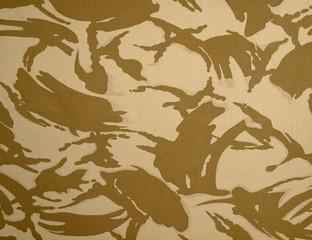 British Army Desert DPM Camouflage