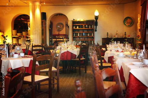 Restaurant interior - 30792004