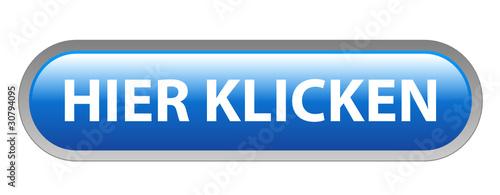 """""""HIER KLICKEN"""" Knopf (clicken sie taste web internet button)"""