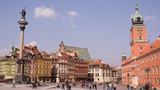 Fototapety Warschauer Altstadt