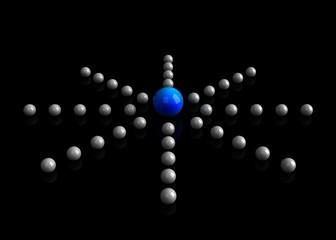 Sphere leader