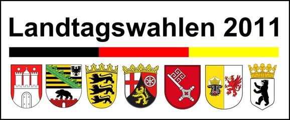 Landtagswahlen 2011