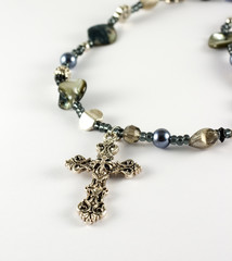 Necklace with Crucifix