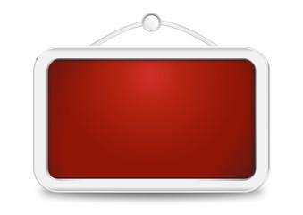 Cartello 3D_Rosso