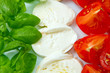 mozzarella pomodoro e basilico