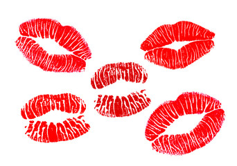 Lippenstift Kuss