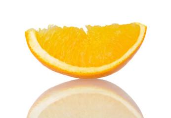 piece of orange