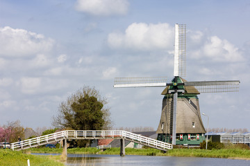 windmill, Netherlands