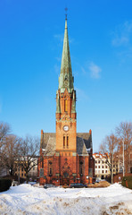 Paulus Church in Oslo, Norway