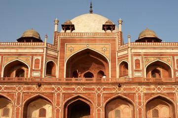 India, Delhi. Humayun's Tomb