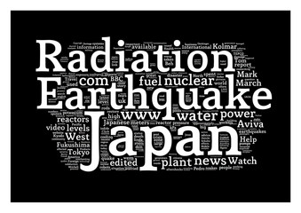 Japan - Radiation, Tsunami and Earthquake