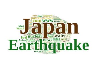 Japan - Tsunami and Earthquake