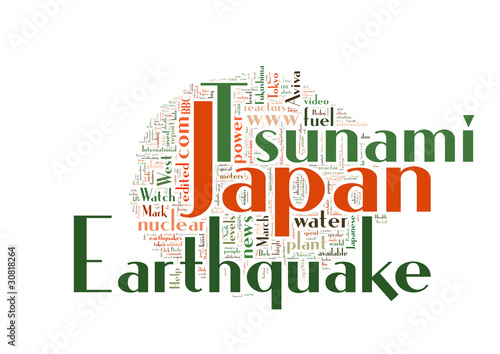 Japan - Tsunami and Earthquake