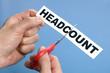 Cutting headcount