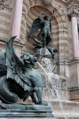 Fountain St. Michel