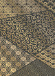 Japanese patterns patchwork label