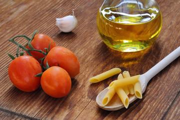 Ingredienti salsa per pasta