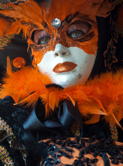 Carnevale, maschera veneziana 2