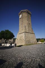 Lago di Bolsena, Marta, Torre difensiva
