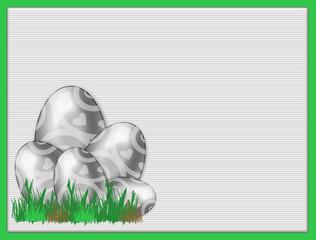 Ovos de prata
