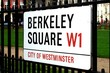 Berkeley Square, Mayfair, London, UK