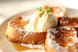 Fototapete Essen - Honig - Nachtisch