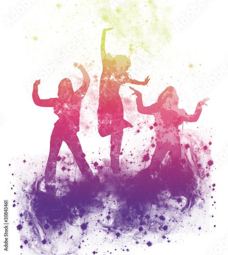 danseuses fitness dans les étoiles