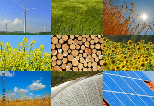 Erneuerbare Energien - 30847055