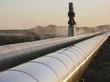 Leinwanddruck Bild - Pipeline - Rohrleitungen