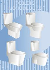 toilet monoblock