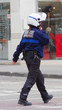 femme,uniforme,police,municipale