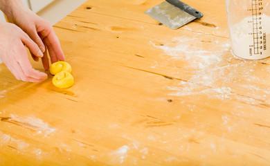 Baking hands