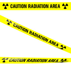Caution - Radiation Area (03)