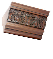 Wooden molding