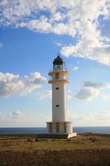 Leuchtturm auf Formentera Cap der Barberia