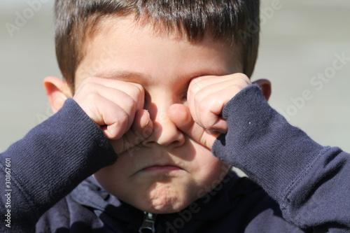 Foto: bambino che piange